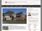 SV Harpenden - Design initial website for a property development brief