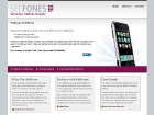 Selfones - Design & deploy site for mobile & handset services business